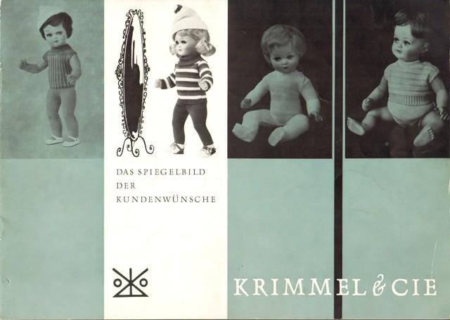 Das Spiegelbild der Kundenwünsche. Krimmel & Cie.