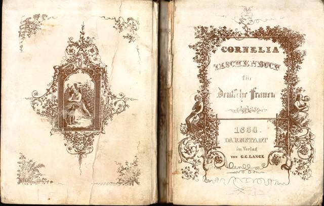 Cornelia. Taschenbuch für deutsche Frauen auf das Jahr 1864. Begründet von Aloys Schreiber und fortgesetzt von Frater Hilarius. 49. Jahrgang.