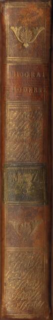 Biographie moderne, ou galerie historique, civile, militaire, politique et judiciaire, contenant les portraits politiques des Francais .. Tome III, Mon - Zan.