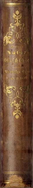Büffons sämmtliche Werke, sammt den Ergänzungen, nach der Klassification von G. Cuvier. Einzige Ausgabe in der Ursprache, nebst der zur Seite stehenden Uebersetzung. Vierfüssige Thiere. Erster Band. 2te Abtheilung.