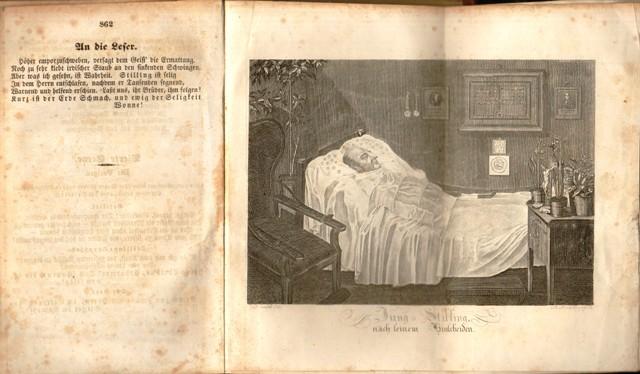 Johann Heinrich Jungs, genannt Stilling, Lebensgeschichte, oder dessen Jugend, Jünglingsjahre, Wanderschaft, Lehrjahre, häusliches Leben und Alter.