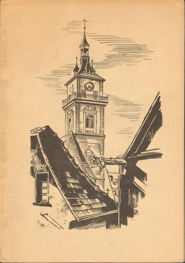 Kopien der Urkunden, die im Kugelknopf des Stadtkirchenturmes in Bad - Cannstatt verwahrt sind.