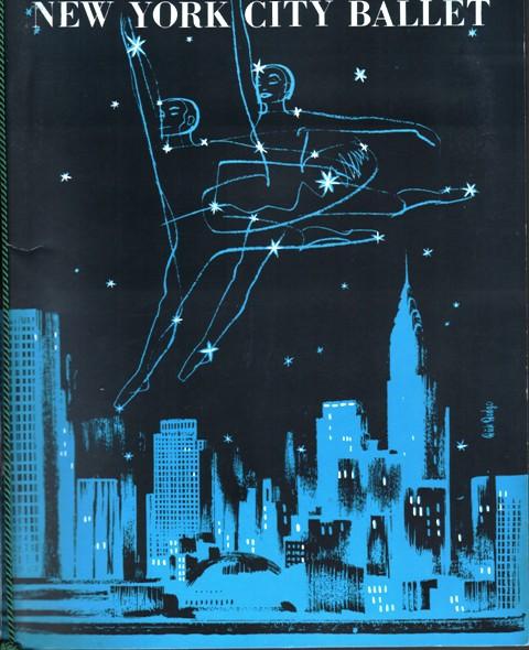 Konvolut: Ballett. New York City Ballett, 2x, American Ballett Theatre, Ballett de France, Ballett 1958 de etoiles de Paris, Londons Festival Ballett, 2x, Afrikanisches Ballett, Berliner Ballett, Württembergische Staatstheater-Ballett Stuttgart, 3x.