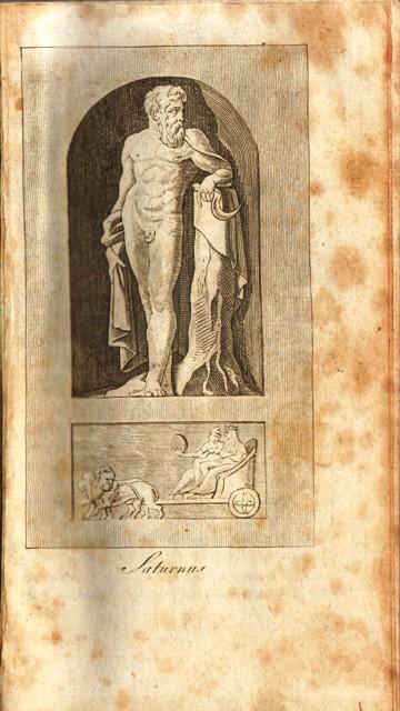 Kurzgefaßte Mythologie oder Lehre von den fabelhaften Göttern, Halbgöttern und Helden des Alterthums.