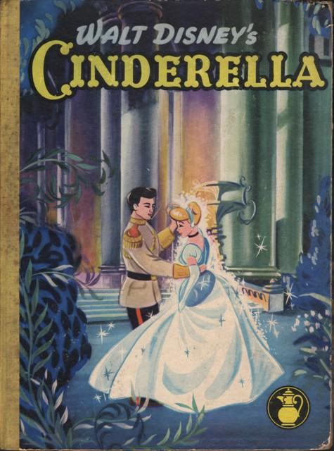 Walt Disneys Cinderella. Ein buntes Buch von wundersamen Dingen. Sammelalbum I.