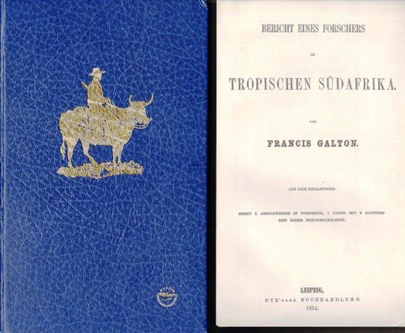 Bericht eines Forschers im tropischen Südafrika. Nachdruck.