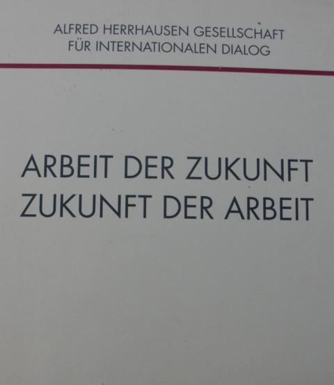Arbeit der Zukunft, Zukunft der Arbeit : 2. Jahreskolloquium, 17. / 18. Juni 1994, Frankfurt am Main.