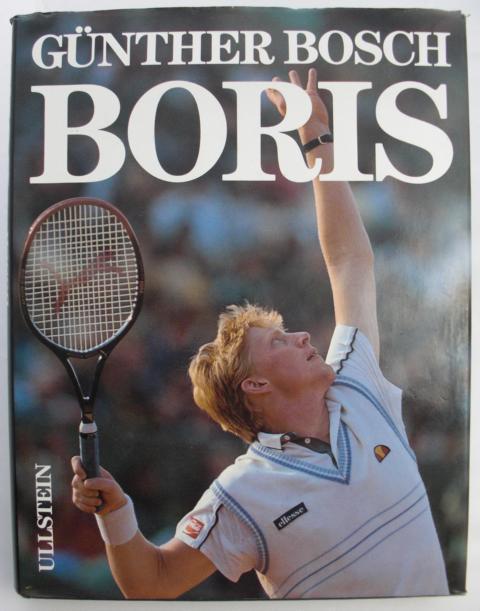 BORIS So ist Boris, So ist Tennis erste Auflage :