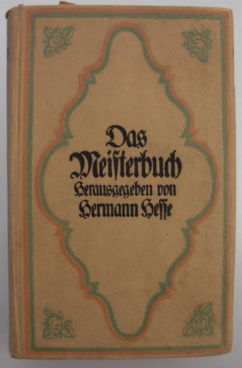 Das Meisterbuch keine Angaben zur Auflage :
