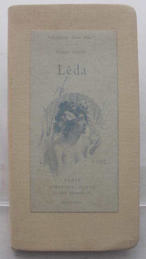 Léda : Collection Lotus Alba : keine Angaben zur Auflage :