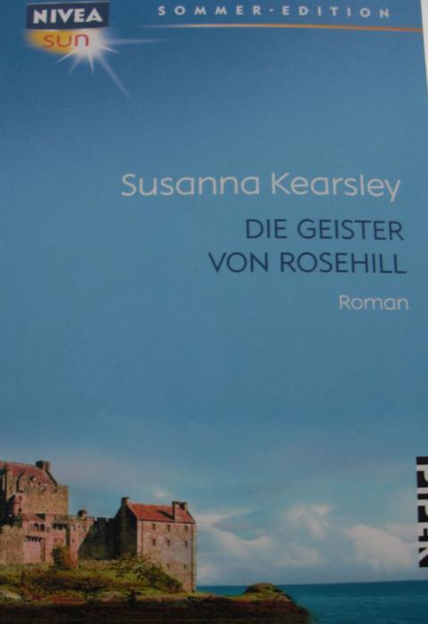 Die Geister von Rosehill Roman Taschenbuchausgabe