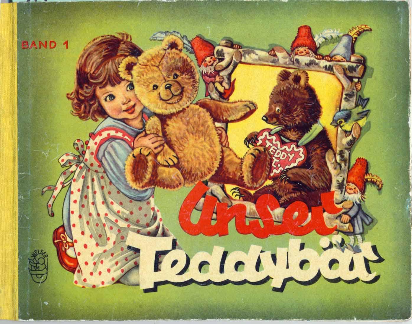 Baravalle, Hilde, von: Teddy im Märchenreich.