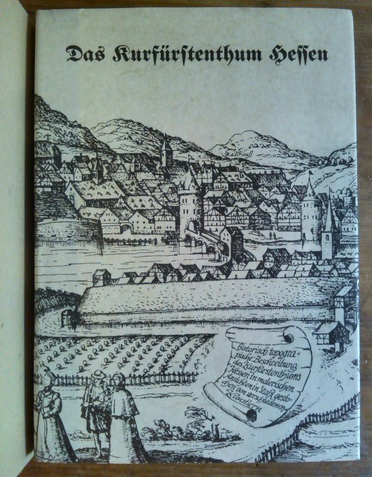 Das Kurfürstenthum Hessen in malerischen Original Ansichten in Stahl gestochen von verschiedenen Künstlern.