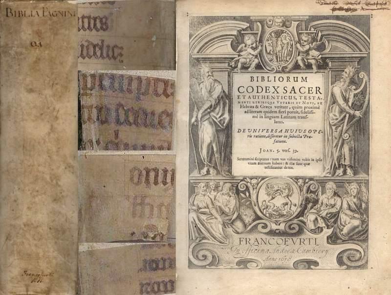 Bibliorum Codex Sacer