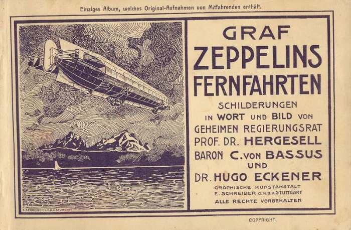Graf Zeppelins Fernfahrten