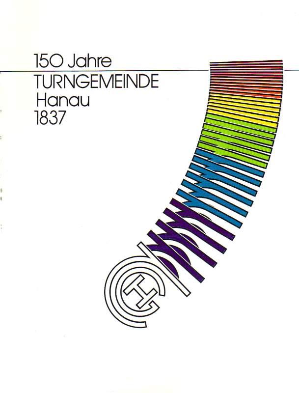150 Jahre Turngemeinde Hanau 1837 - Eine Darstellung des Vereins