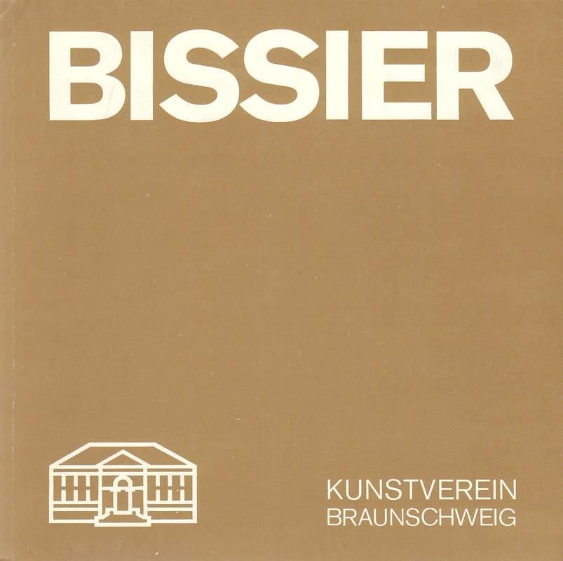 Julius Bissier 1893-1965.