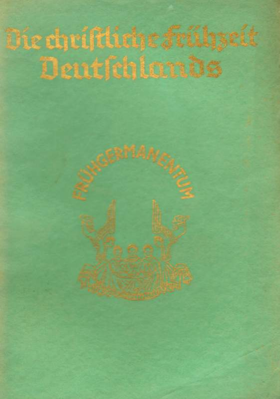 Frühgermanentum. 2 Bände