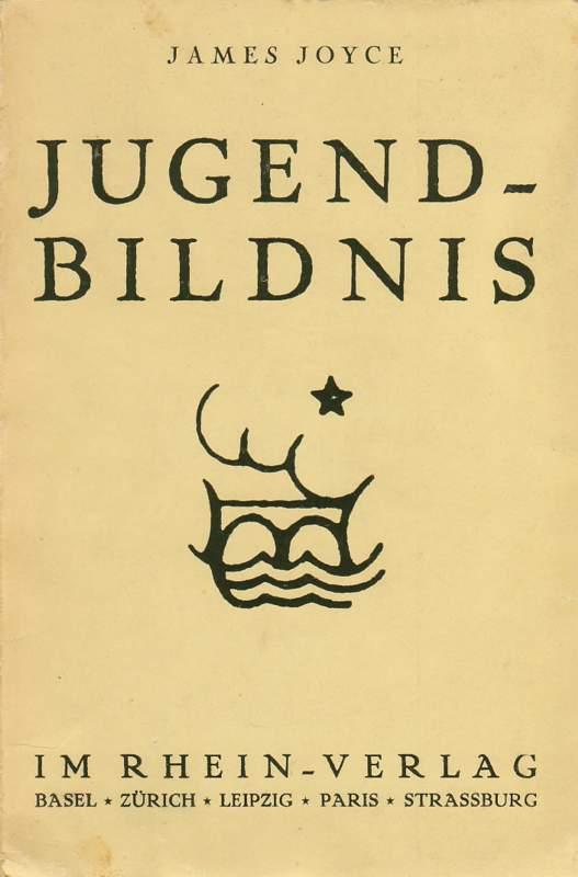 Joyce, James: Jugendbildnis.
