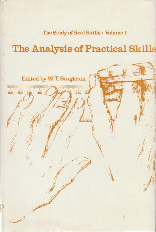The Analysis of Practical Skills.