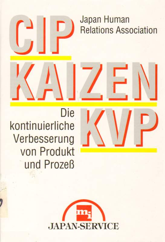 CIP-Kaizen-KVP.