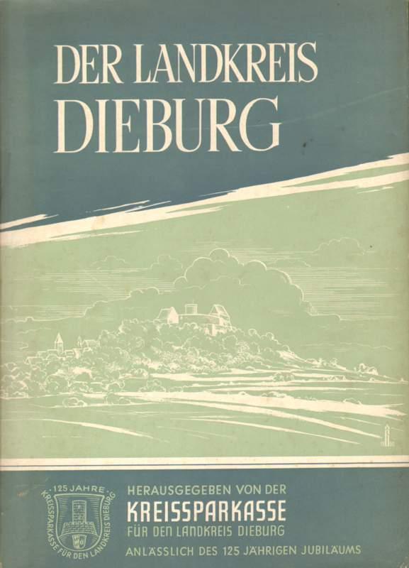 Der Landkreis Dieburg.