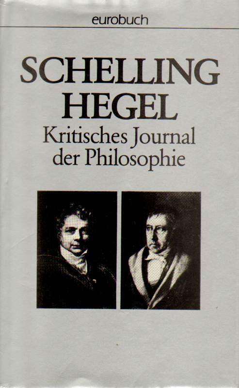 Kritisches Journal der Philosophie.