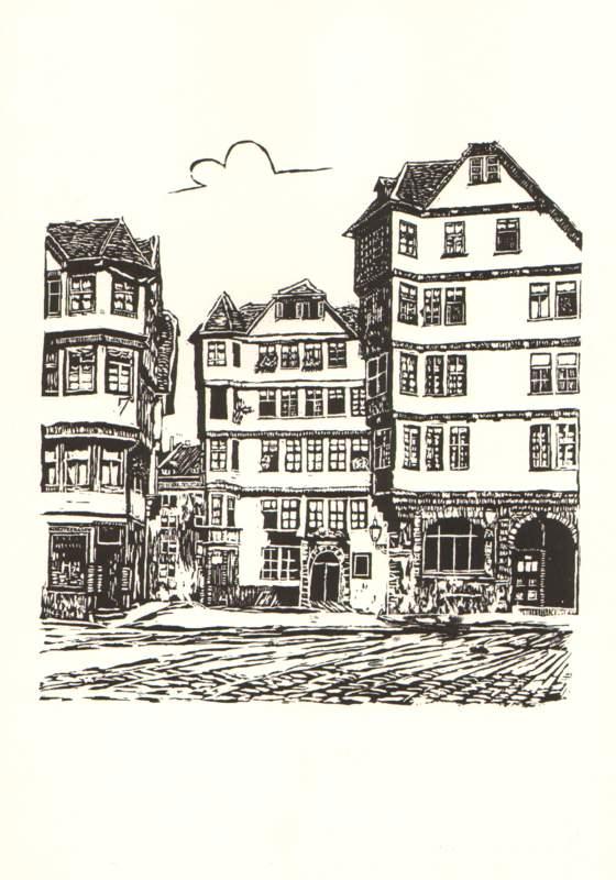 Siebdrucke aus Hessen.