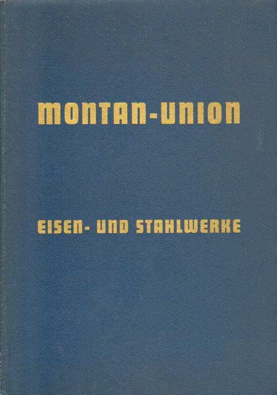 Handbuch für den gemeinsamen Markt der Montan-Union.