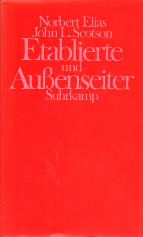Etablierte und Außenseiter. 1. Auflage