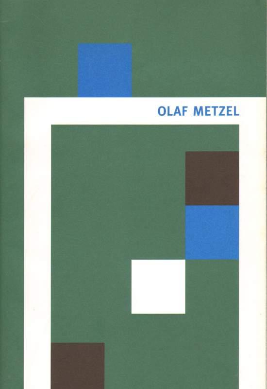 Olaf Metzel.