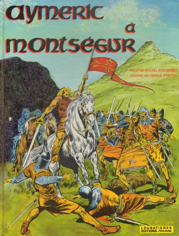 Aymeric a Montsegur.