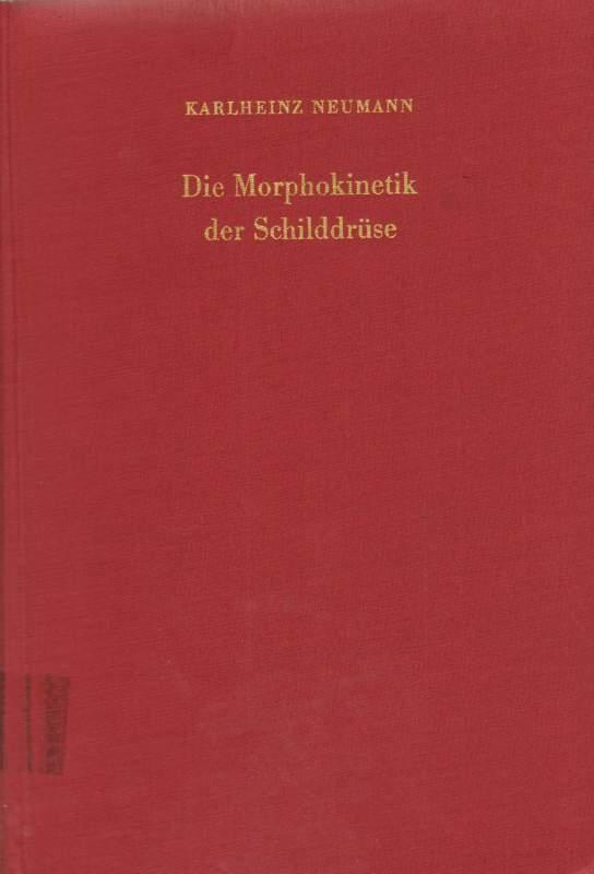 Die Morphokinetik der Schilddrüse.