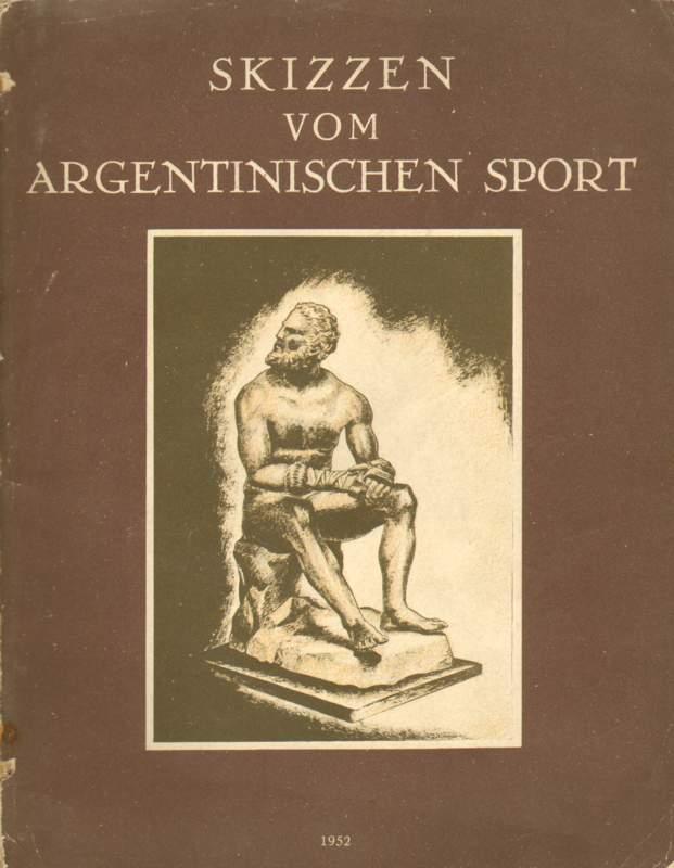Skizzen vom argentinischen Sport.