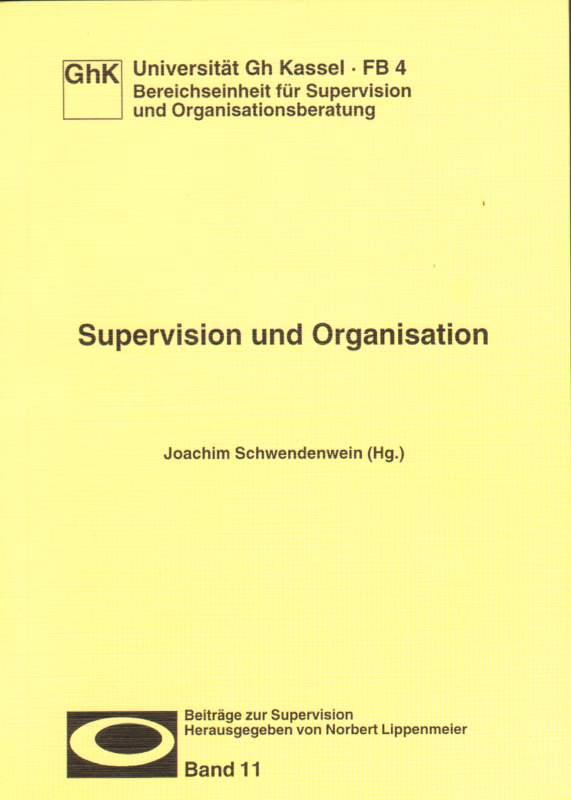 Supervision und Organisation.