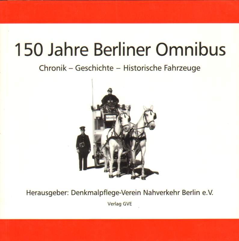 150 Jahre Berliner Omnibus.