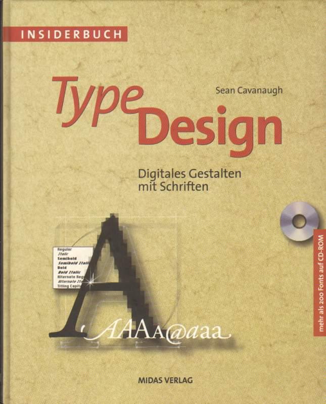 Insiderbuch Type Design.