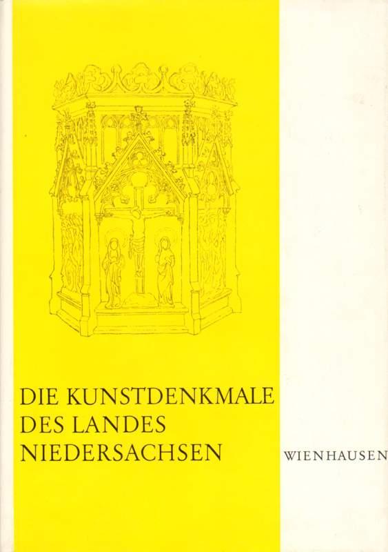 Die Kunstdenkmale des Landkreises Celle im Regierungsbezirk Lüneburg.