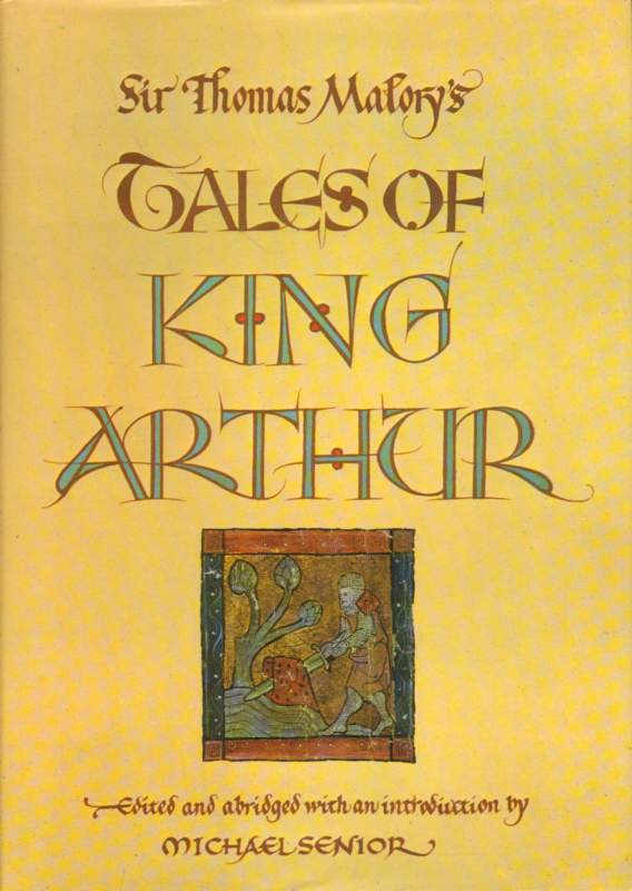 Tales of King Arthur. First reprint