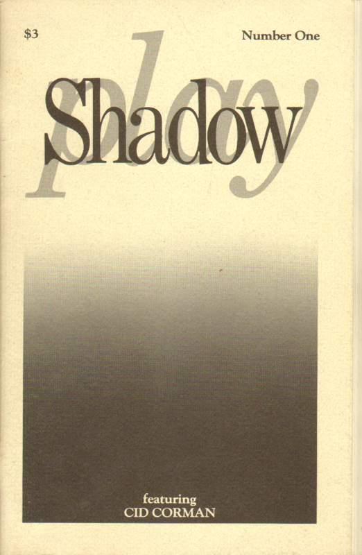 Shadowy Play.