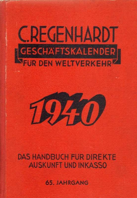 C. Regenhardt