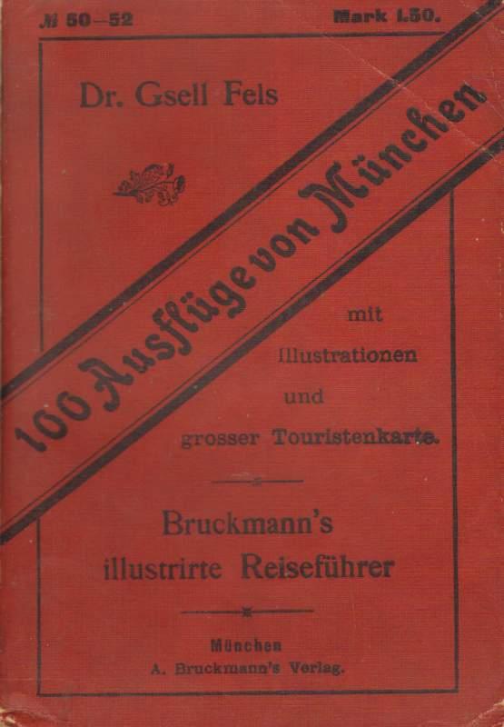 100 Ausflüge aus München.