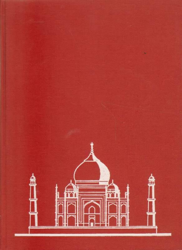 Der Taj Mahal in Agra.