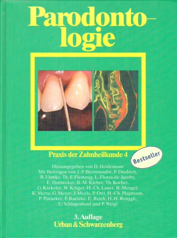 Parodontologie. 3. Auflage