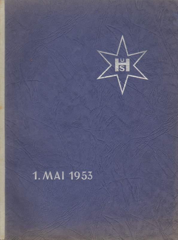 1. Mai 1953.