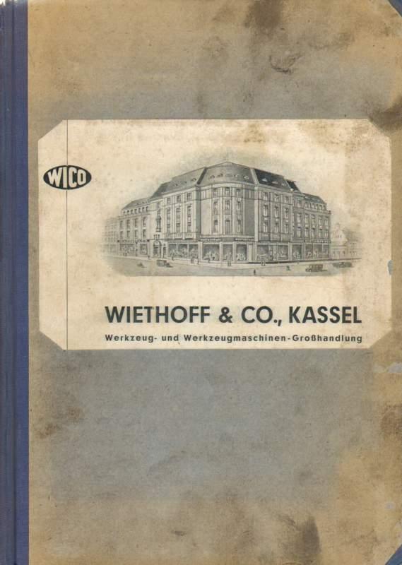 Wiethoff & Co., Kassel. Katalog Nr. 8.