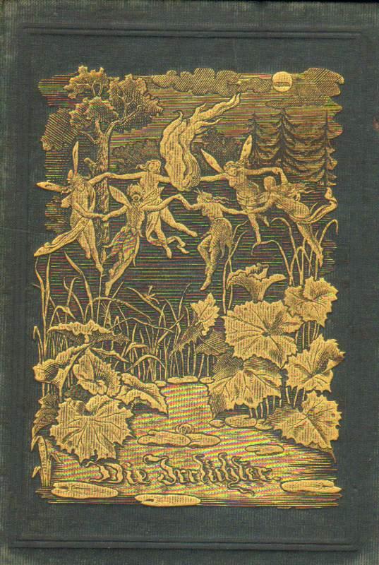 Die Irrlichter . Ein Märchen Von der Verfasserin der Prinzessin Ilse. Vierte Auflage