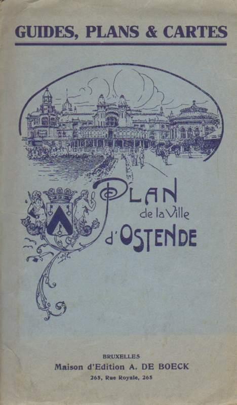 Plan de la Ville d