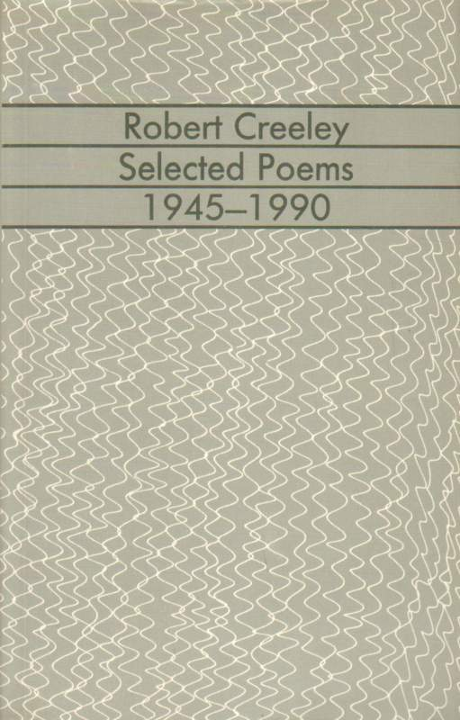 Selected Poems.