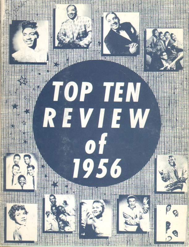 Top Ten Review of 1956. Top Ten Review of 1986. Das A un O hidden and found in an attic.